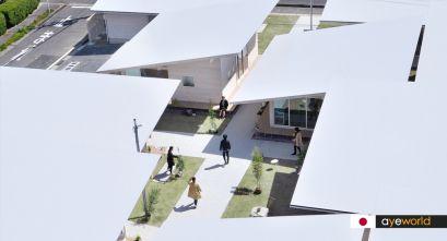 Reconstrucción urbana. Proyecto residencial Kowa de Studio Velocity