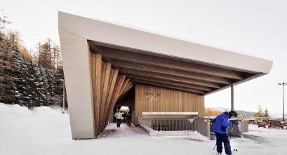 Arquitectura al servicio de los deportes de montaña