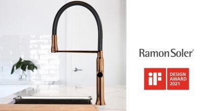 Magnet Kitchen de Ramon Soler es galardonado con el premio iF DESIGN AWARD 2021