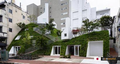SHIROIYA Hotel. Proyecto de rehabilitación de Sou Fujimoto Architects