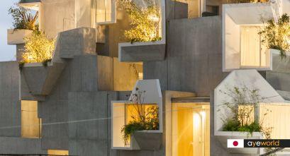 Tree-ness House de Akihisa Hirata: arquitectura orgánica urbana
