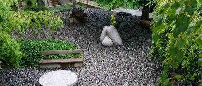 """Arquitectura de jardines con un significado poético y artístico: """"Isamu Noguchi"""""""