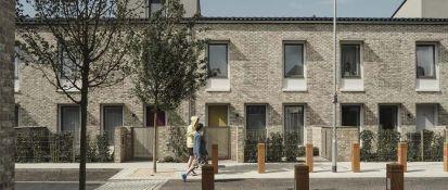 Goldsmith Street, viviendas sociales Passivhaus en Reino Unido