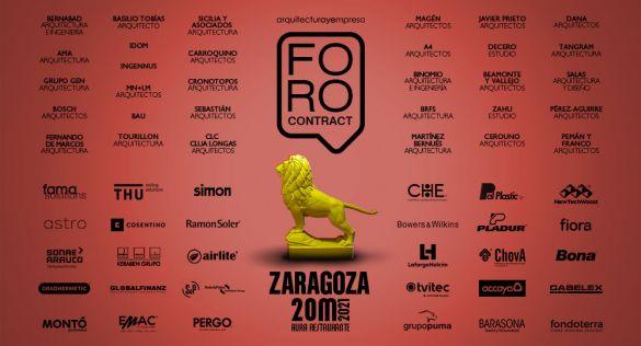 AyE   Foro Contract   ZARAGOZA   20 Mayo 2021