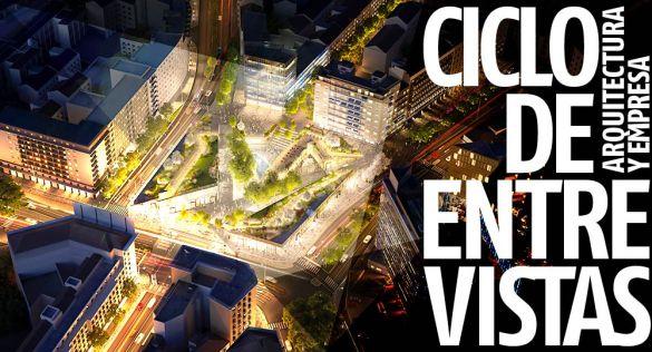 Entrevistas exclusivas Arquitectura y Empresa: Metrogramma