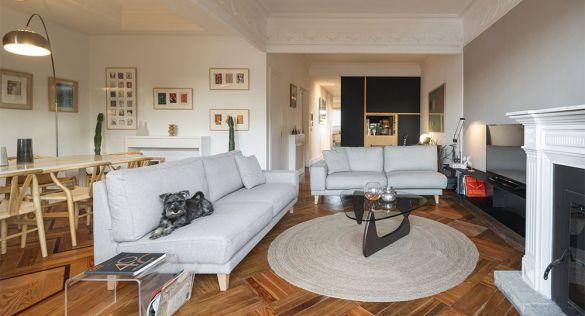 Interiorismo versátil: la cocina en el corazón de la casa