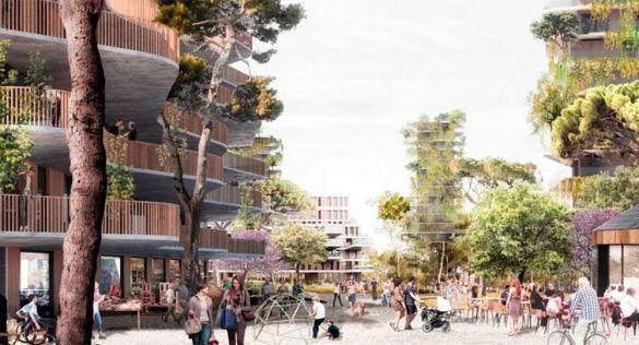 Barrio La Pinada: un proyecto global de arquitectura circular, cohesión social y desarrollo urbano sostenible