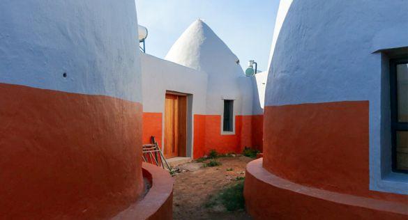 Centro para niños de Langbos. Arquitectura solidaria y educativa de Jason Erlank Architects