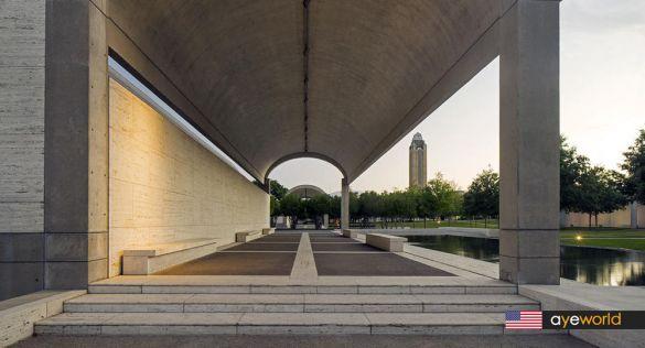 Arquitectura Tex-Mex: Iconos modernos y contemporáneos