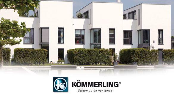Diseño con sello Greenline®: nuevo Sistema KÖMMERLING76 AD Xtrem
