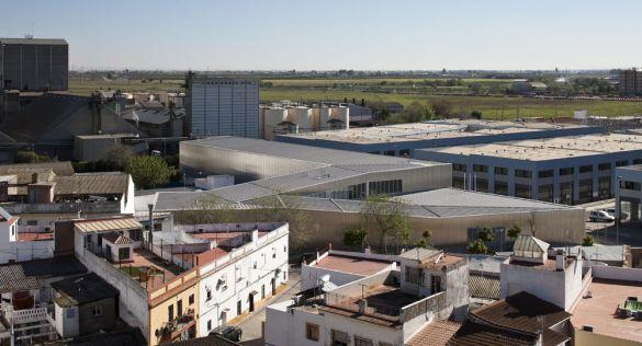 SPEE Sevilla: Arquitectura quebradiza y continua