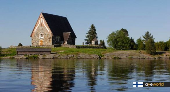 Arquitectura vernácula: St. Olaf's church