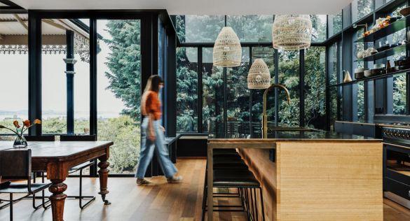 La Casa Invernadero de Bence Mulcahy. Proyecto de ampliación y rehabilitación