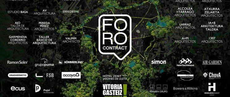 Foro Contract | Arquitectura y Empresa | Vitoria Gasteiz
