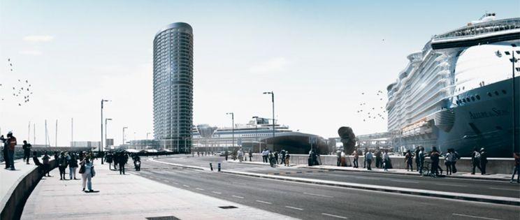 Debate de arquitectura: Torre del Puerto de Málaga.