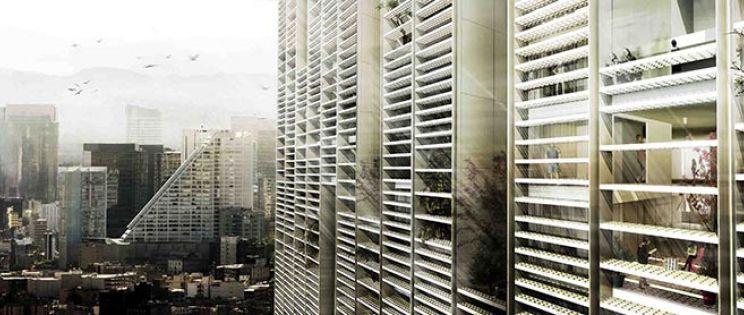 Propuesta de crecimiento de alta densidad. Proyecto ganador I Concurso PFC Arquitecturayempresa