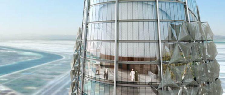 Fachada Responsiva en la Sede del Abu Dhabi Investment Council