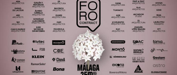 AyE | Foro Contract | MÁLAGA | 25 Marzo 2021