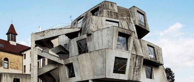 Brutalismo deconstruido: Sainte-Marie Lyon del arquitecto Georges Adilon