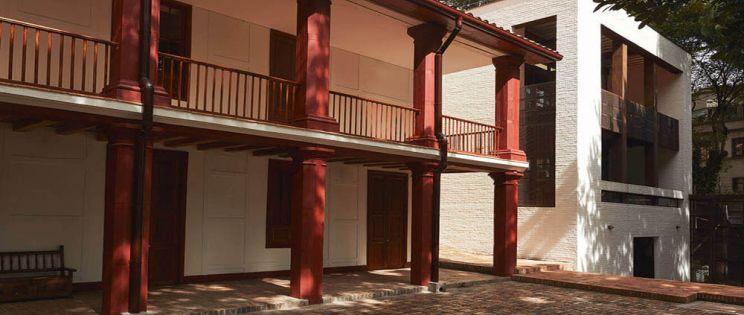 Rehabilitación sede de Artesanías de Colombia en Bogota