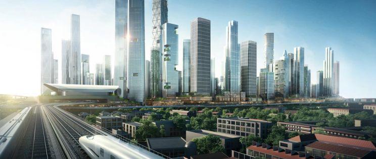 Una arquitecta española diseña BANDAR Malaysia, el nuevo urbanismo de Kuala Lumpur