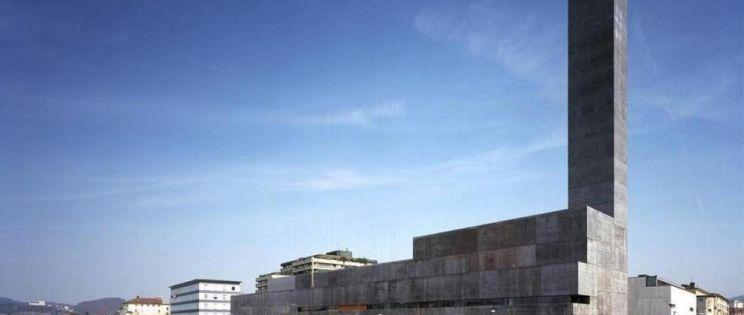 La arquitectura industrial de Bétrix & Consolascio Architekten