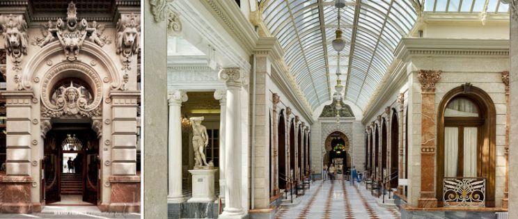 Real Casino de Murcia, arquitectura ecl�ctica