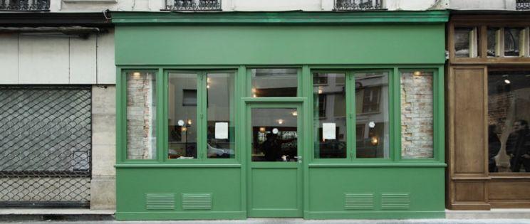 Clamato, una ostrer�a en Paris