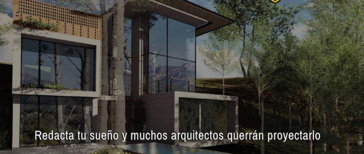 Convierte tu proyecto de vivienda en un concurso internacional de arquitectura