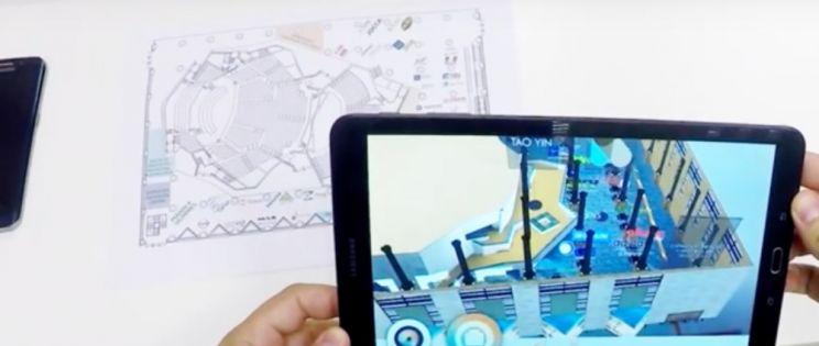 Arquitectura y las herramientas del futuro. Realidad Virtual y Realidad Aumentada