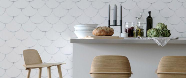 Papel tridimensional. Revistiendo el hogar con Eco Wallpaper