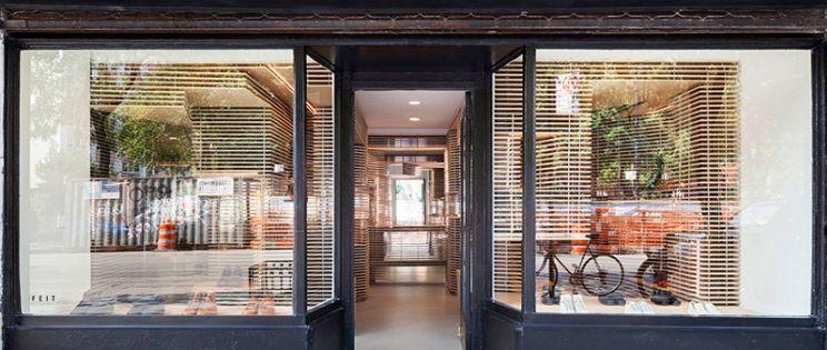 Volumen y Vacio de Jordana Maisie, la nueva boutique FEIT Nueva York