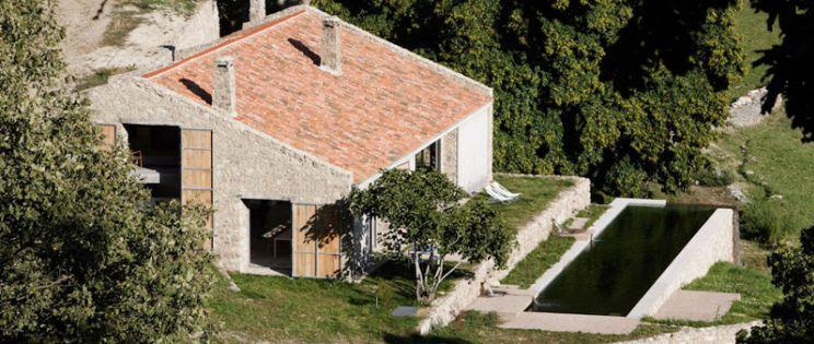 Finca Extremadura, vivienda eco-sostenible