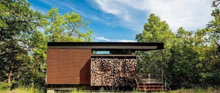 Arquitectura de mínimo impacto ambiental, High Horse Ranch de Kieran Timberlake