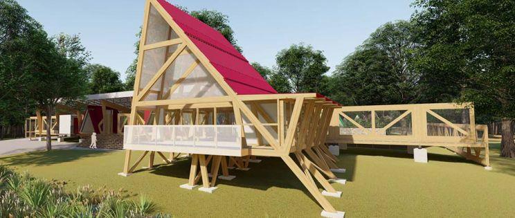 New Beginnings, un nuevo concepto arquitectura social sostenible.