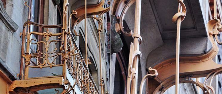 Arquitectura Art Nouveau de V�ctor Horta