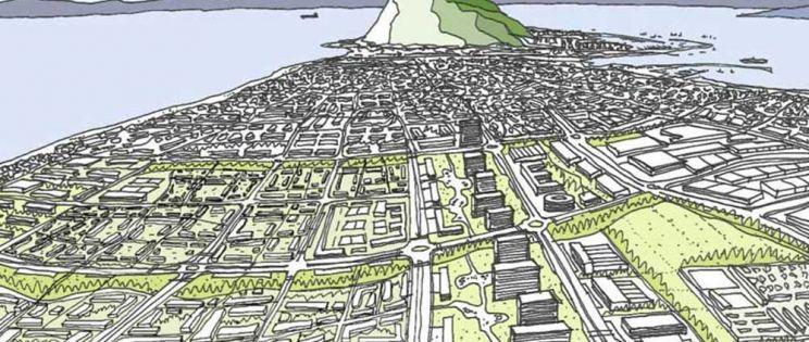 Urbanismo fronterizo
