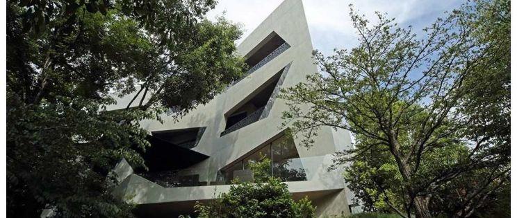 Irregularidad y distorsión: la arquitectura de Atsushi Kitagawara