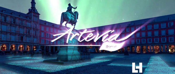ArteviaTM Boreal, el nuevo sistema que ilumina la ciudad mediante el pavimento