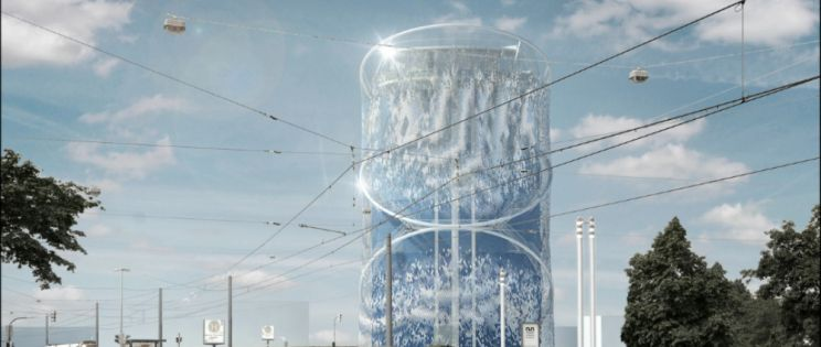 Energy Storage Centre. LAVA reinventa la arquitectura por la sostenibilidad