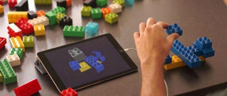 Sistema Lego X,  jugando al modelado 3D