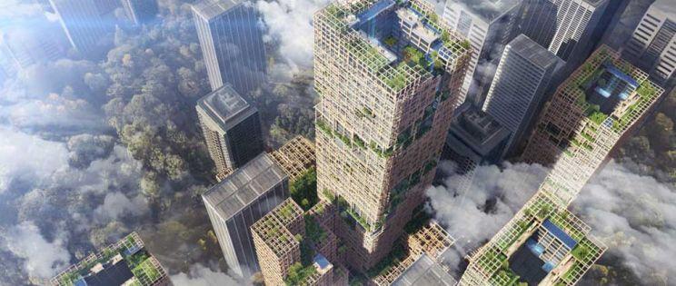 Arquitectura inspirada en la naturaleza