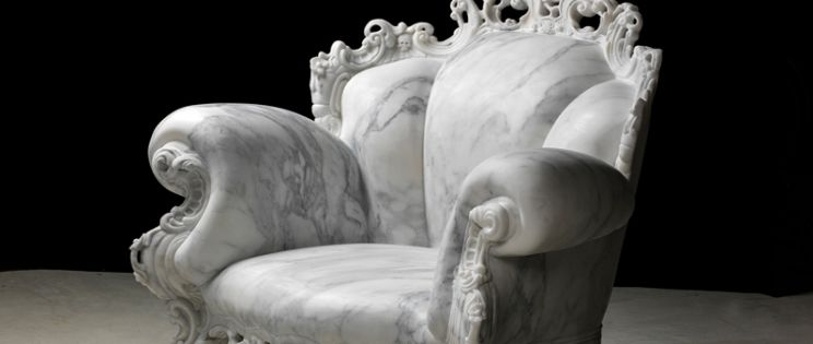 Marmolman�a, dise�o y arquitectura se rinden ante el material del momento