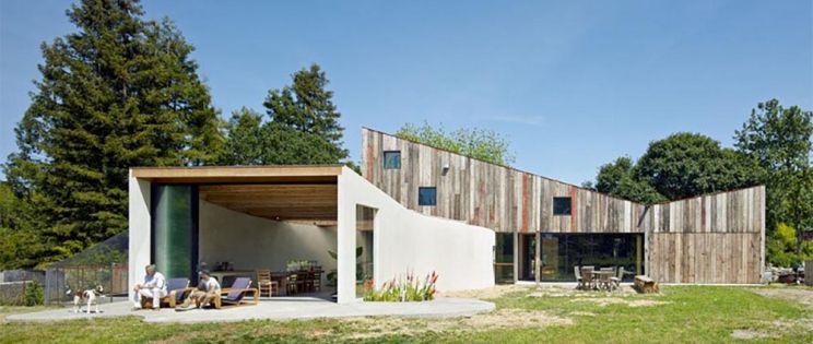 Meier Road Barn, arquitectura vernácula y contemporánea. Mork Ulnes Architects