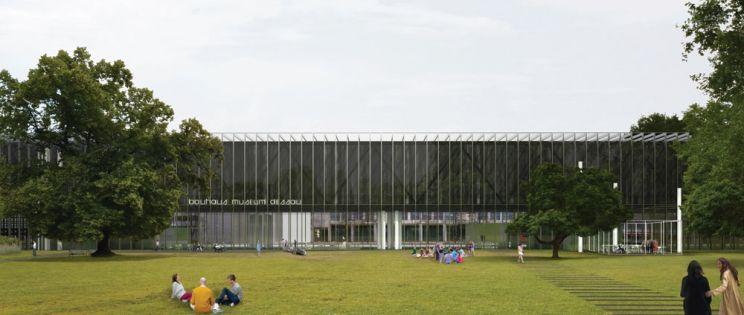 Arquitectura española en el Museo de la  Bauhaus en Dessau. Addenda Architects.