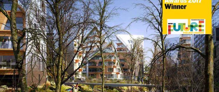 Urbanismo: Nya Hovås Urban Plan en Gotemburgo (Suecia)