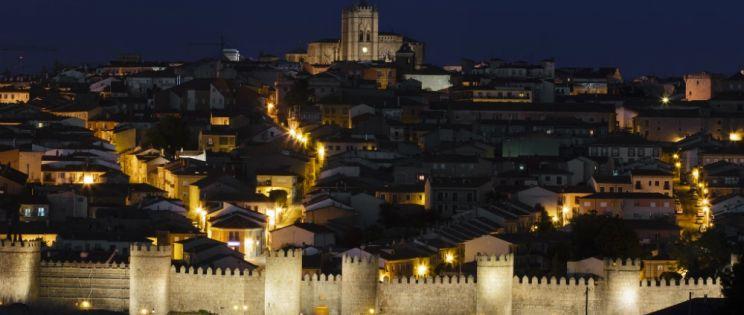 Ciudades de España. Ávila, Patrimonio de la Humanidad