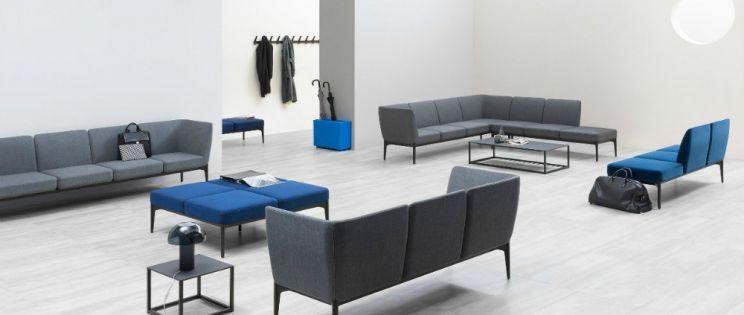 Nueva colección de mobiliario para oficina. PEDRALI