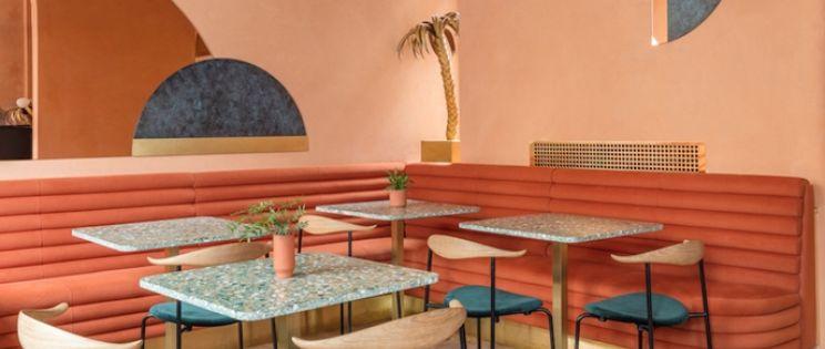 Estudio Sella Concept: Restaurante Omar's Place. Diseño y arquitectura. Londres.