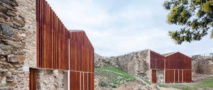 Reconversión de la arquitectura militar: la intervención de Joan Falgueras en la Ciutadella de Roses